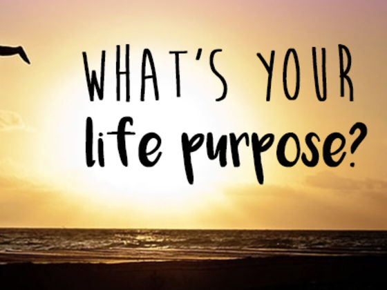 Knowing your life purpose is essential to being clear and confident